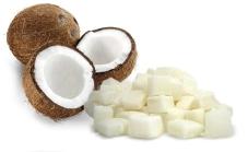 Кокосовые кубики (сухофрукты) – ИМ «Обжора»
