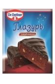 Глазурь Д-р Оеткер (Dr. Oetker) темный шоколад 100г – ИМ «Обжора»