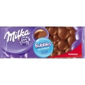 Шоколад Милка (Milka) Баблз пористый 80 г – ИМ «Обжора»