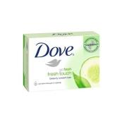 """Мыло Дав (Dove) """"Прикосновение свежести"""" 135 гр. – ИМ «Обжора»"""