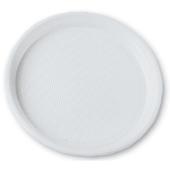 Тарелка обеденная Пластик 50 шт – ИМ «Обжора»