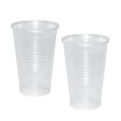 Стакан одноразовый Пластик 200 мл 10 шт – ИМ «Обжора»