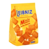 Печенье Лейбниц (Leibniz) Minis Butte 100 г – ИМ «Обжора»