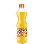 Вода Фанта (Fanta) Апельсин 0.5 л – ИМ «Обжора»