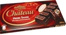Шоколад Шато (Chateau) черный 200г – ИМ «Обжора»