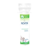 Ватные диски Новита (Novita) Soft Organic 120 шт – ИМ «Обжора»
