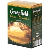 "Чай Гринфилд 100 гр. ""Классик брекфаст"" – ИМ «Обжора»"