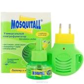 Средство от комаров Москьюталл (Mosquitall)  устройство с диодом+жидкость 45 ночей – ИМ «Обжора»
