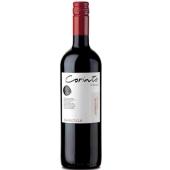 Вино Коринто (Corinto) Вариеталь Карменер красное сухое 0,75 л – ИМ «Обжора»