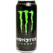 Напиток энергетический Монстер (MONSTER) ENERGY 0,5 л – ИМ «Обжора»