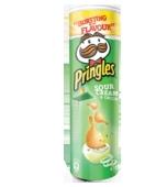 Чипсы Принглс (Pringles) лук/сметана 150 г – ИМ «Обжора»
