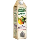 Сок Галичия (Galicia) яблочно-чернично смородиновый неосветленный 1 л. – ИМ «Обжора»