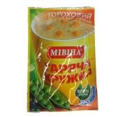Суп Мивина гороховый с гренками 19 гр. – ИМ «Обжора»