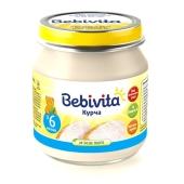 Пюре Бебивита Курица 100 г – ИМ «Обжора»