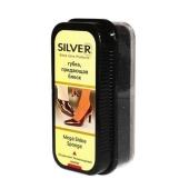 Губка блеск Сильвер (Silver) широкая натуральная – ИМ «Обжора»