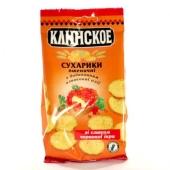 Сухарики Клинское пшеничные 50 гр. красная икра – ИМ «Обжора»