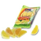 Мармелад Клим лимон-апельсин дольки 240 г – ИМ «Обжора»
