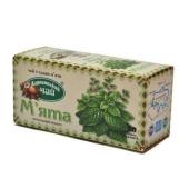 Чай Карпатский чай мята 20*1,35 гр. – ИМ «Обжора»