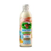 Йогурт Злагода Малятко 2,8% 200г абрикос-морква пляшка – ІМ «Обжора»