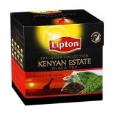 Чай Липтон (Lipton) 20 пак.пирам. Kenyan Estate – ИМ «Обжора»