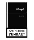 Сигареты Давидофф Shape черный – ИМ «Обжора»