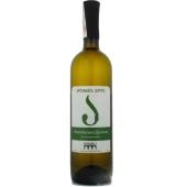 Вино Грузии Кварели (Kvareli) Алазанская долина белое п/сл 0,75 л – ИМ «Обжора»
