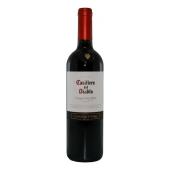 Вино Казильеро дель Дябло (Casillero del Diablo) Карменер 0,75л – ИМ «Обжора»
