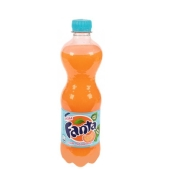 Вода Фанта (Fanta) Мандарин 0.5 л – ИМ «Обжора»