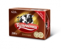 Смесь Тульчинка 200г шоколадное 62% – ІМ «Обжора»