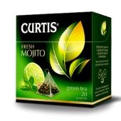 Чай Кертис (Curtis) Fresh Mojito 20 п – ИМ «Обжора»