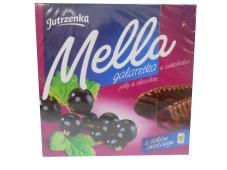 Мармелад Мелла (Mella) черная смородина в черном шоколаде – ИМ «Обжора»