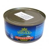 Консервы  Микадо 185 гр. тунец в масле – ИМ «Обжора»