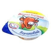 Сыр плавленый  Веселая коровка сливочный 50% 90 г – ИМ «Обжора»