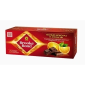 Чай Брук Бонд (Brookе Bond) черный шоколад апельсин 25 п – ИМ «Обжора»