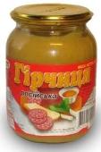 Горчица Российская 10% 250 г – ИМ «Обжора»