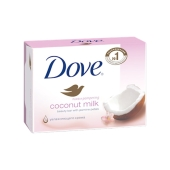 Крем-мыло Дав (Dove) Кокос/Жасмин 135 гр. – ИМ «Обжора»