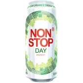 Напиток энергетический Нон Стоп (Non Stop) Day 0.5 л – ИМ «Обжора»