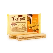 Вафли Дома топленое молоко шоколад 100 г – ИМ «Обжора»
