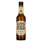 """Напиток Сидр слабоалкогольный Эпс """"APPS"""" классический 0,35 л. – ИМ «Обжора»"""