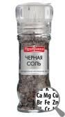 Приправы Приправка мельница 90г соль пищевая черная – ИМ «Обжора»