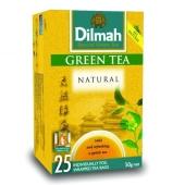 Чай Дилмах (Dilmah) 25 пакетиков Зеленый – ИМ «Обжора»