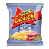 Кукурузные палочки Золотое зерно Салют салями 45 г – ИМ «Обжора»