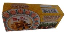 """Сахар """"Вприкуску""""0,25 коричневый тростниковый прессованый – ИМ «Обжора»"""