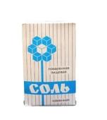 Соль 0,5 кг. каменная Артемсоль к/п – ИМ «Обжора»