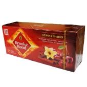Чай Брук Бонд  вишня с корицей 25 пакетиков – ИМ «Обжора»