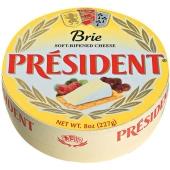 Сыр Бри Президент 50% весовой – ИМ «Обжора»