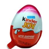 """Шоколад """"Киндер JOY"""" для девочек – ІМ «Обжора»"""