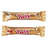 Батончик шоколадный Твикс стик молочный 25 г – ИМ «Обжора»