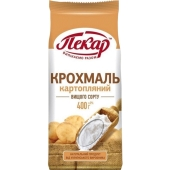 Крахмал картофельный Пекарь 400 гр. – ИМ «Обжора»