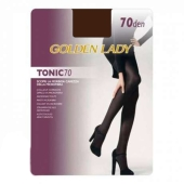 Голден Леди (GOLDEN LADY) 70 den marrone scuro 4-L – ИМ «Обжора»